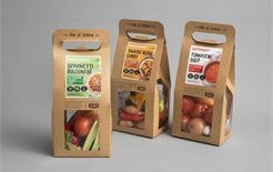 Carry-Box para verduras